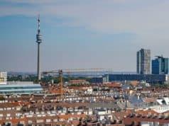 Wieża dunajska - Donauturm
