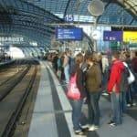 Dworzec w Berlinie