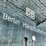 Berlin dworzec główny